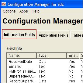 info-fields