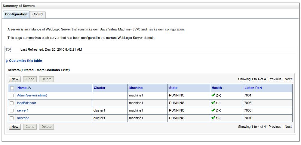 Using WebLogic as a Load Balancer | RedStack