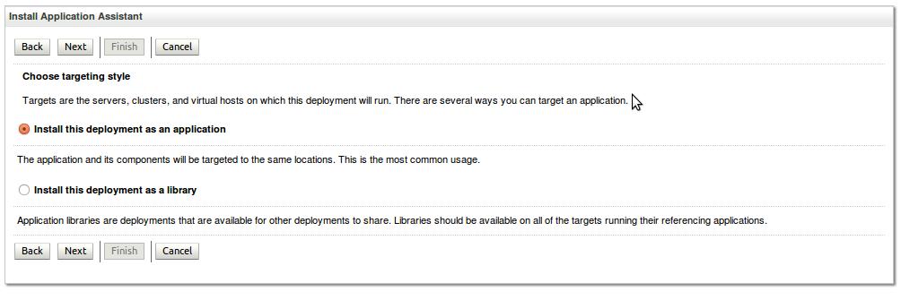 Using WebLogic as a Load Balancer   RedStack